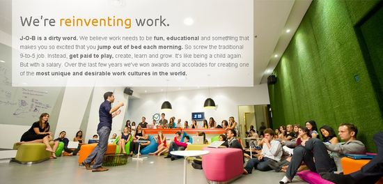 Mindvalley - The perfect workplace